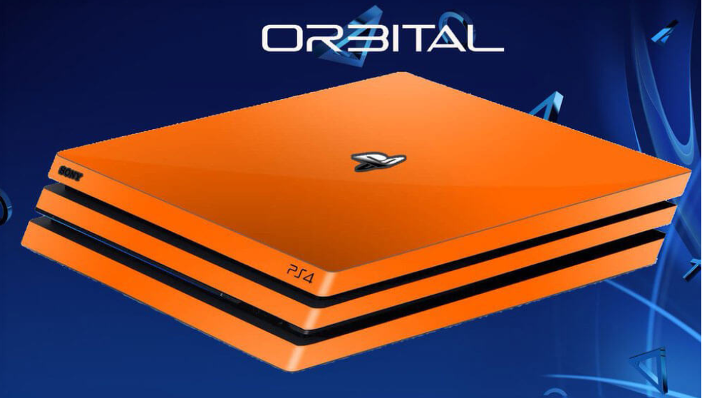Orbital - Emulatore PS4