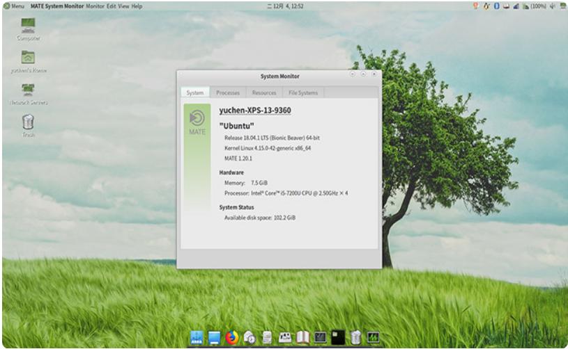 Ubuntu MATE - Distro linux