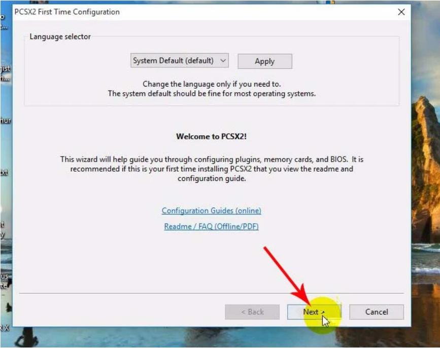 Come Configurare il BIOS e i Plugin di PCSX2