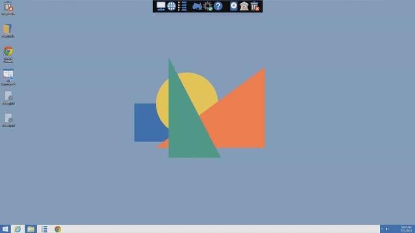 flattastic - temi e skin per Windows 10