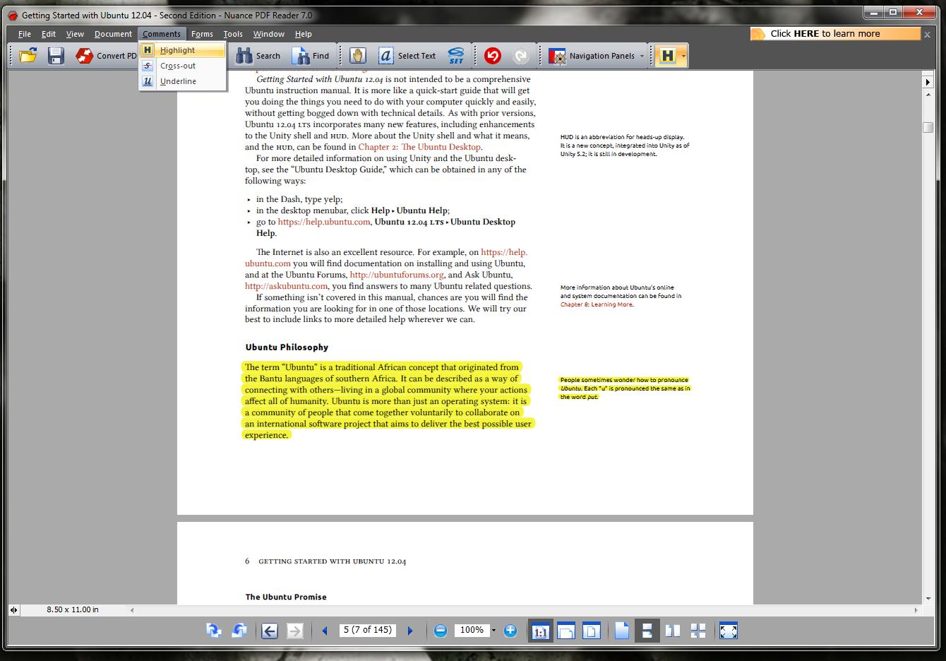 lettore pdf leggero
