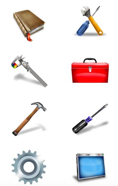 icone di strumenti