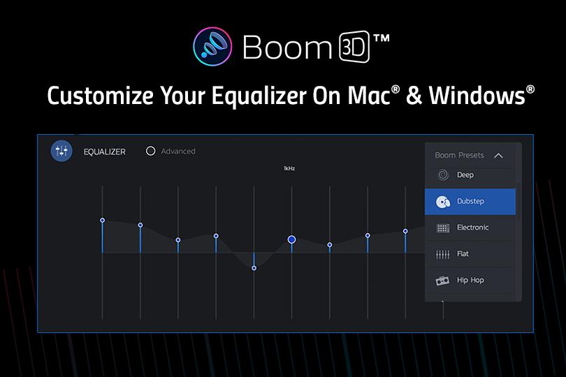Boom 3d Equalizzatore